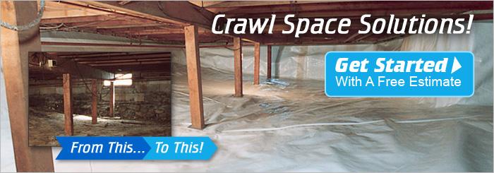 Crawlspace Encapsulation Atlanta GA