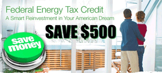 Federal Energy Tax Credit